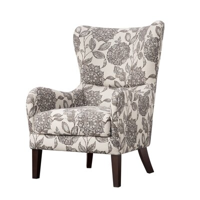 Grangeville Swoop Wingback Chair