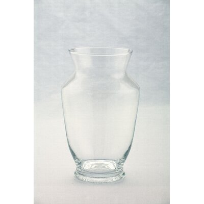 Athis Handblown Glass Vase Size: 8