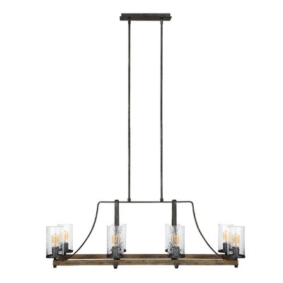 Zaria 8-Light Kitchen Island Pendant