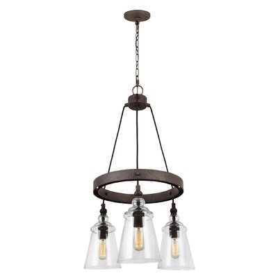 Sharwari 3-Light Cluster Pendant