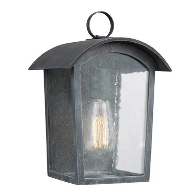 Lency 1-Light Outdoor Flush Mount