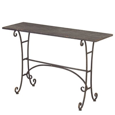 Barbeau Console Table