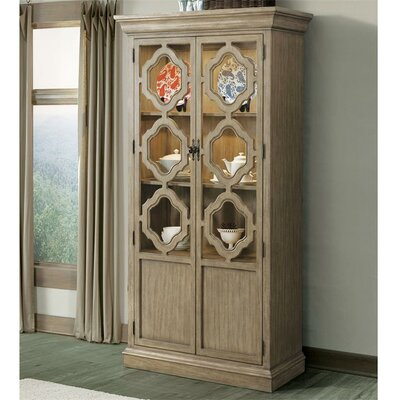 Virgouda Standard China Cabinet Finish: Sun-drenched Acacia