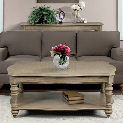Virgouda Coffee Table Color: Sun-drenched Acacia