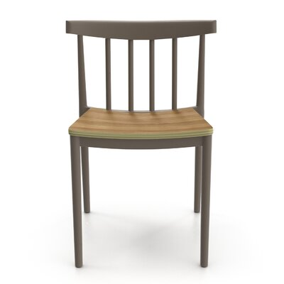 Octavia Side Chair Finish: Gray