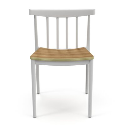 Octavia Side Chair Finish: White
