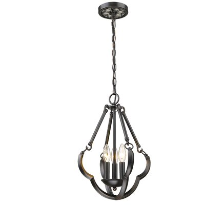 Molly 3-Light Foyer Pendant