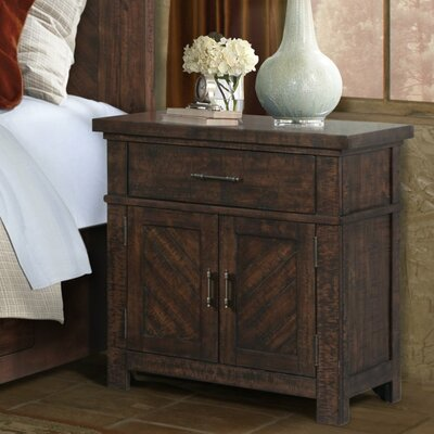 Caramont 1 Drawer Nightstand
