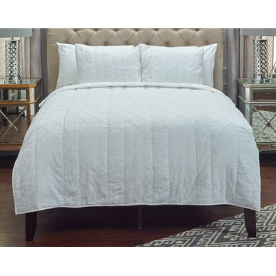 Galesburg Quilt Size: Twin