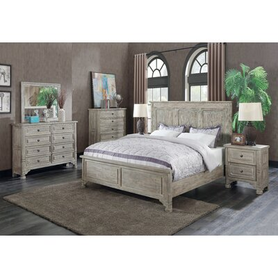 Nesler Panel Configurable Bedroom Set