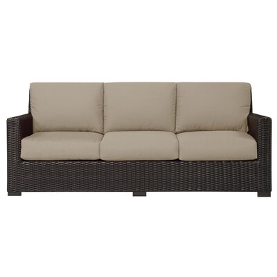 Lindzee Sunbrella Sofa with Cushions
