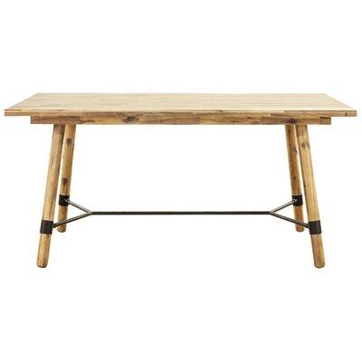 Fiatt Dining Table Table Size: 30 H x 63 L x 35.5 W