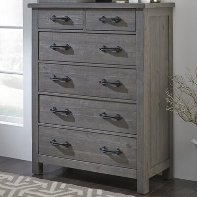 Catawissa 6 Drawer Chest