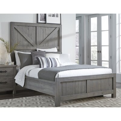 Catawissa Panel Bed Size: Queen
