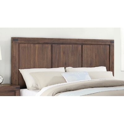 Circe Panel Headboard Size: California King