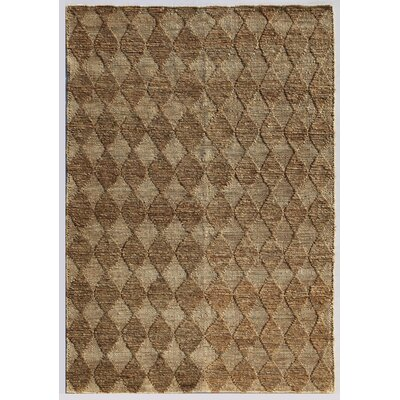 Gautier Taupe/Ivory Area Rug Rug Size: 4 x 6