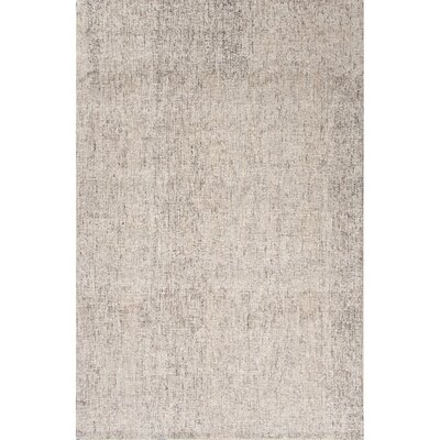 California Bay Ivory/Gray Area Rug Rug Size: 9 x 12