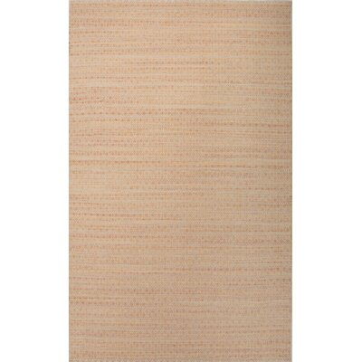 Turton Orange/Taupe Moroccan Area Rug Rug Size: 8 x 10