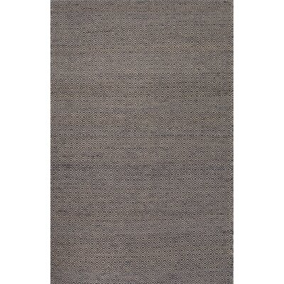 Gideon Hand-Woven Wool Taupe/Gray Area Rug Rug Size: Rectangle 2 x 3