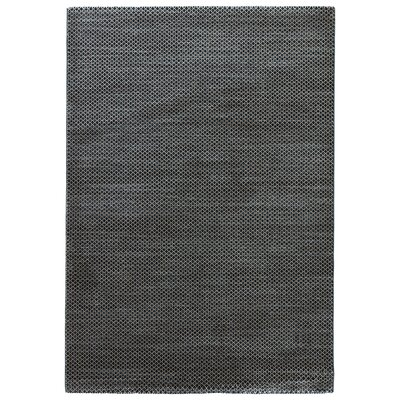Berwick Machine Woven Blue Coral and Delphinium Blue Area Rug Rug Size: Rectangle 710 x 96