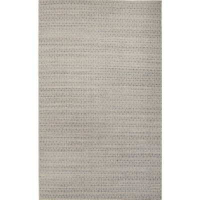 Turton Taupe/Gray Solid Area Rug Rug Size: Rectangle 8 x 10