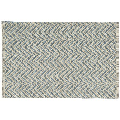 Hudson Doormat Color: Denmin