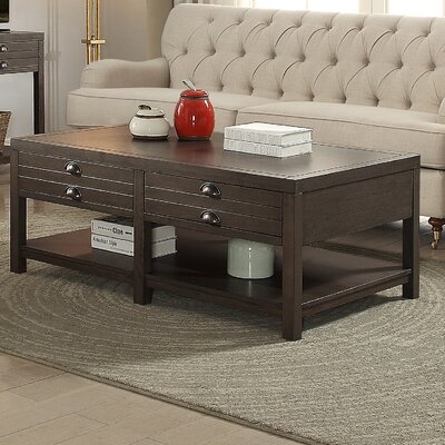 Shaffer Rectangle Coffee Table