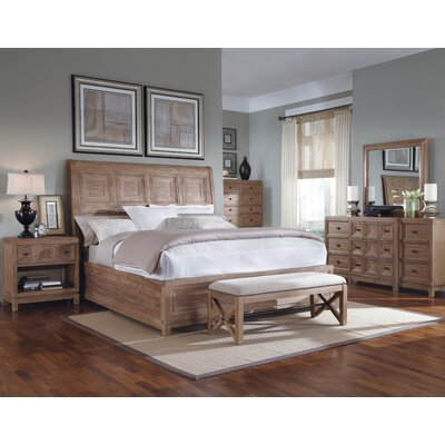 Semmes Platform Customizable Bedroom Set
