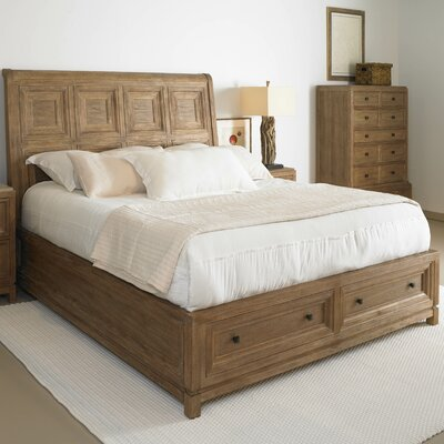 Warner Panel Bed Size: King