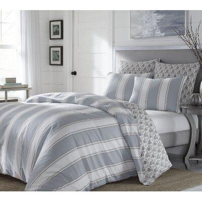 Eola 3 Piece Reversible Comforter Set Size: Full/Queen