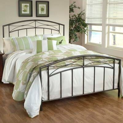 Valentina Panel Bed Size: Queen