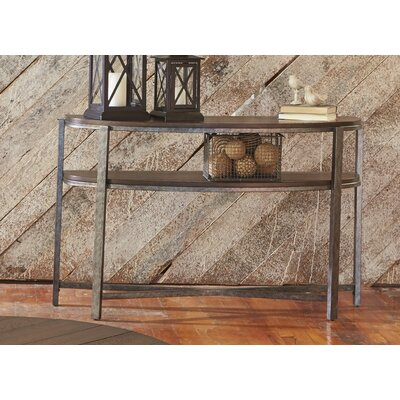 Chapman Demi-Lune Console Table