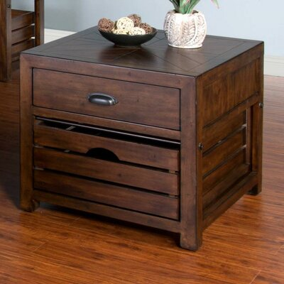 Wilfried End Table
