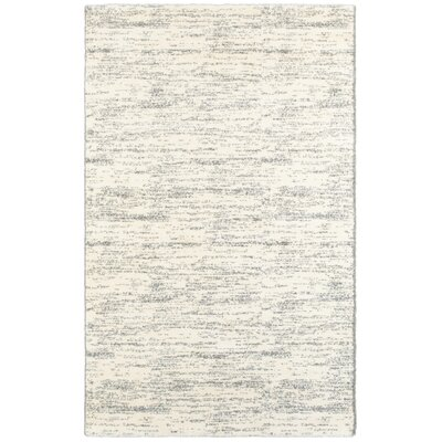 Verveine Cream/Gray Indoor Area Rug Rug Size: 9 x 12
