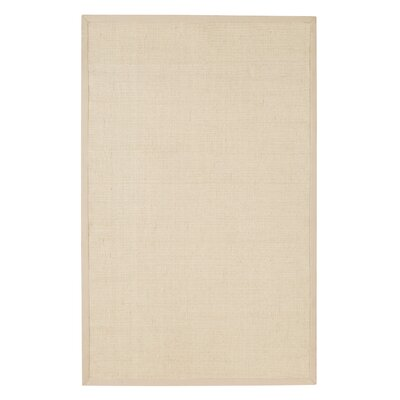 Victor Ivory Area Rug Rug Size: 9 x 12