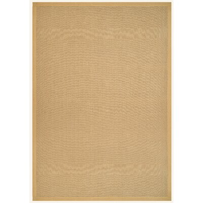 Hough Beige Area Rug Rug Size: 9 x 12