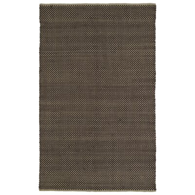 Emilia Chocolate Area Rug Rug Size: Rectangle 3 x 5