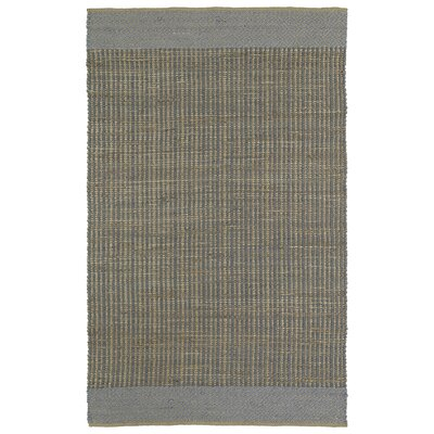 Emilia Slate Area Rug Rug Size: Rectangle 5 x 76