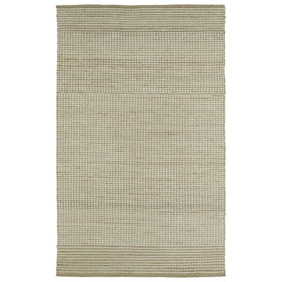 Emilia Ivory Area Rug Rug Size: Rectangle 5 x 76