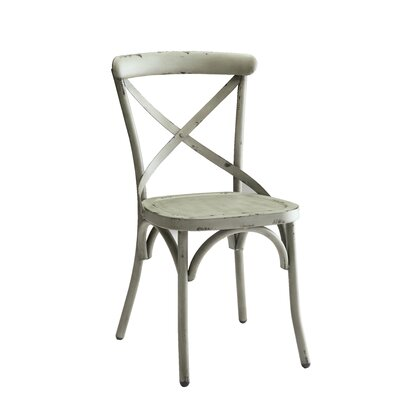 Lockport Side Chair Finish: Green