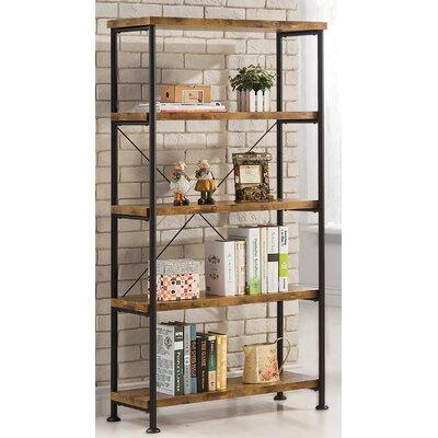 Laurel Foundry Modern Farmhouse Epineux Etagere Bookcase