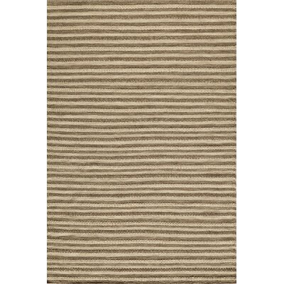 Epping Hand-Woven Natural Area Rug Rug Size: Rectangle 36 x 56