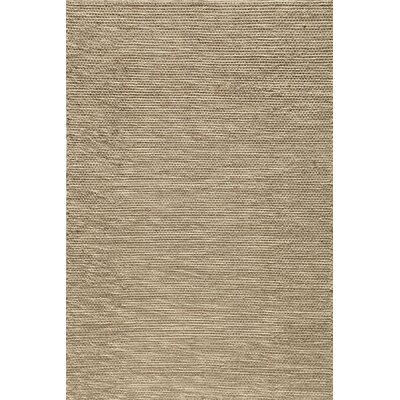 Epping Hand-Woven Natural Area Rug Rug Size: 8 x 10