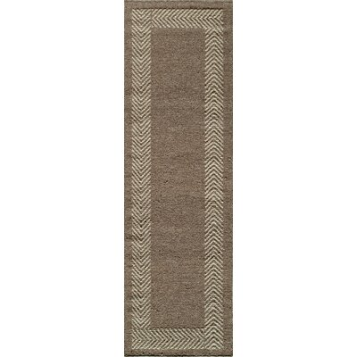 Epping Hand-Woven Natural Rug Rug Size: Rectangle 2 x 3