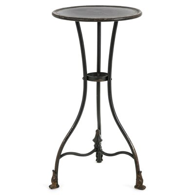 Esperanza Metal End Table