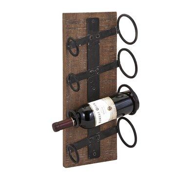 Victoria Wall Mounted Wine Bottle Rack