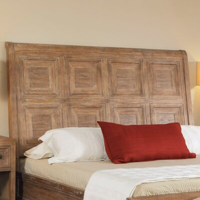 Warner Sleigh Headboard Size: King / California King