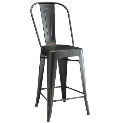 Arista Dining Chair Finish: Black