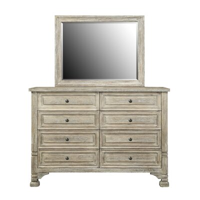 Garonne 8 Drawer Dresser