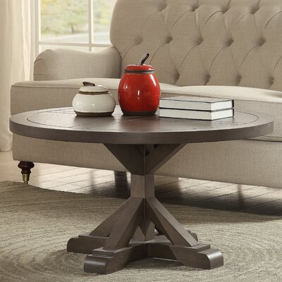 Emmie Round Coffee Table